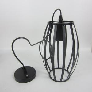 modern bird cage pendant light for decoration