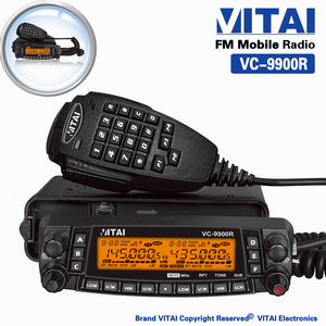 VITAI VC-9900R Top After-Sale Service 2 Way Radio Wireless Intercom with Improved Audio Quality