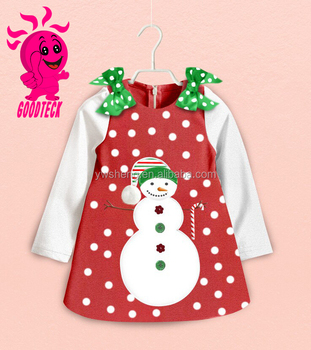 new arrival little girl fall clothing toddler girl christmas outfits baby girl christmas clothing sets