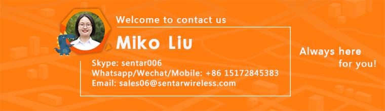 Sentar 2018 Hoạt Động Vị Trí Android/IOS Ứng Dụng Mini GPS Tracker Cho Chó