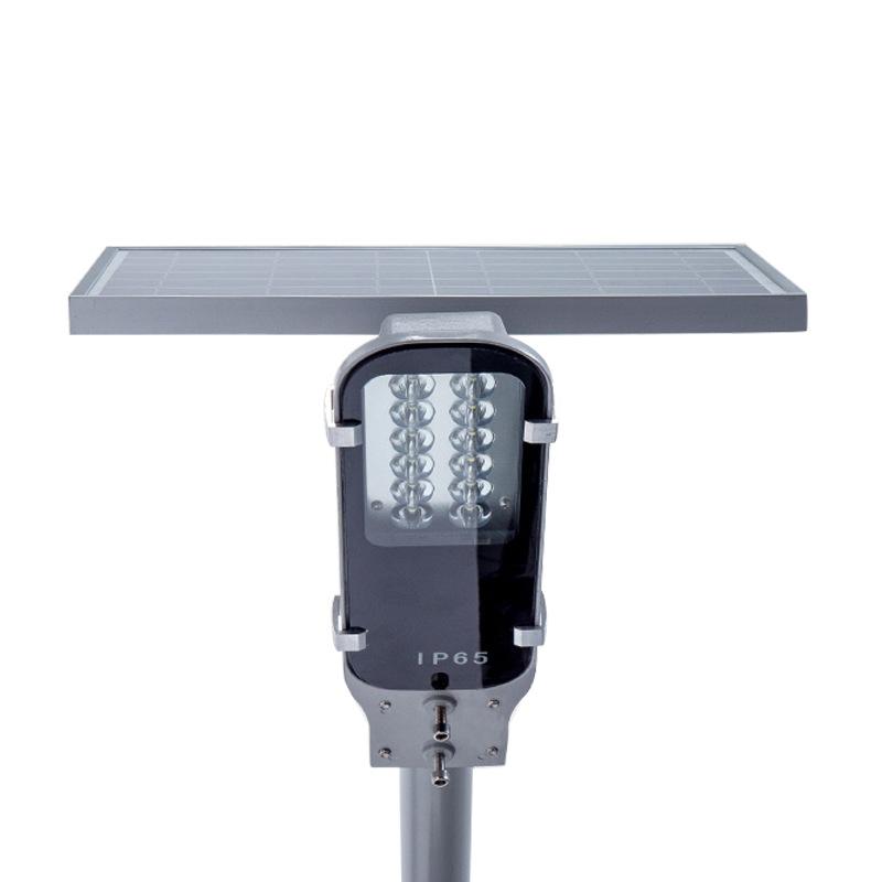 600 Lumens IP65 Solar Motion Sensor  Light Sensor 10 watt solar led street light