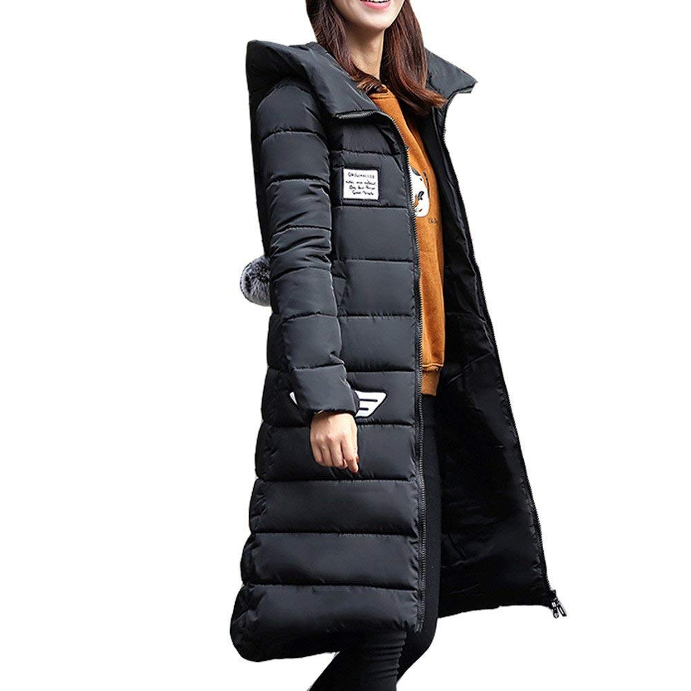 86c8296d1 Buy POTO Women Coats Clearance,Ladies Fashion Winter Warm Hooded ...