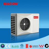 MACON Swimming Pool Heat Pump/Spa Heat Pump With Certification For Europe , Australia, North America