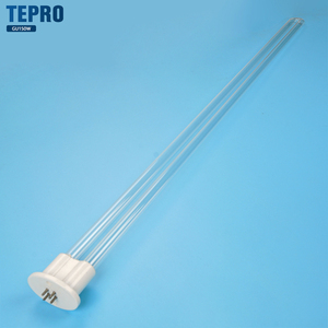 UV Sterilamp U-Shape Medical Unit UVC Disinfection Light 150W 190W Ultraviolet Germicidal Lamp