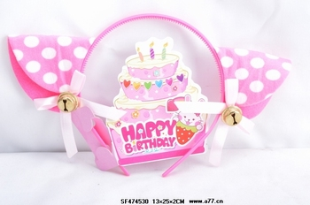 2014 Pretty Gift ToyHappy Birthday GiftLovely For Girl