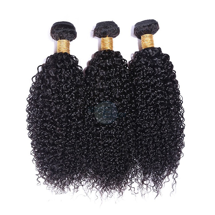 Wholesale dropping Top Peruvian Kinky Curly Hair 1000% Human Virgin Bundles hr50102