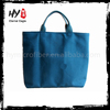 China factory custom promotional color printing tote canvas shopping bag with zipper