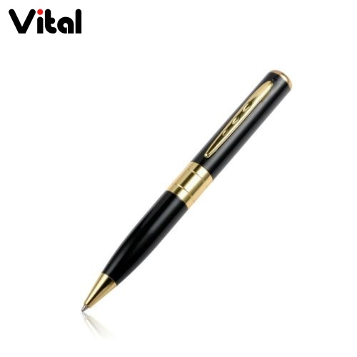 2018 New unique mini hidden wearable dv battery powered iOS android remote Pen camera spy