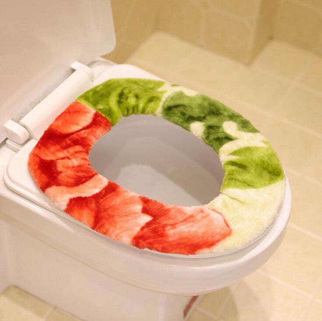 Daeou toilet seat cushion, warm, toilet cushion, antibacterial, thicker, toilet seat