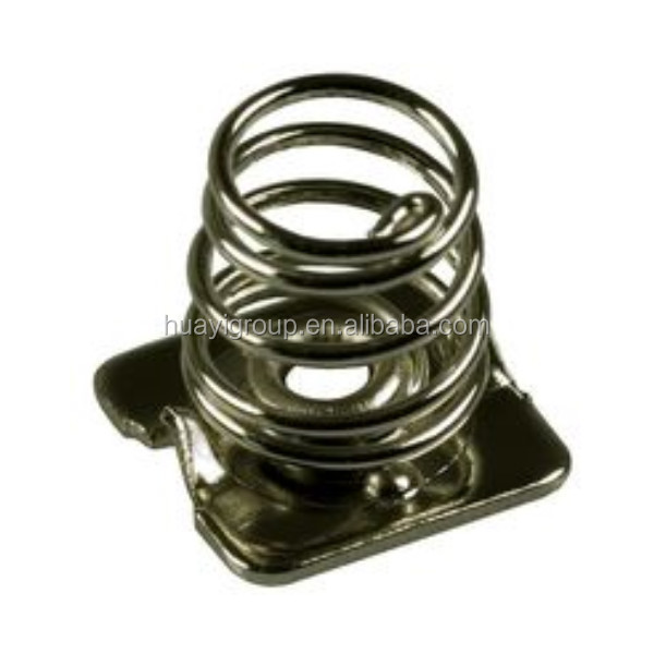 Conical Battery Spring