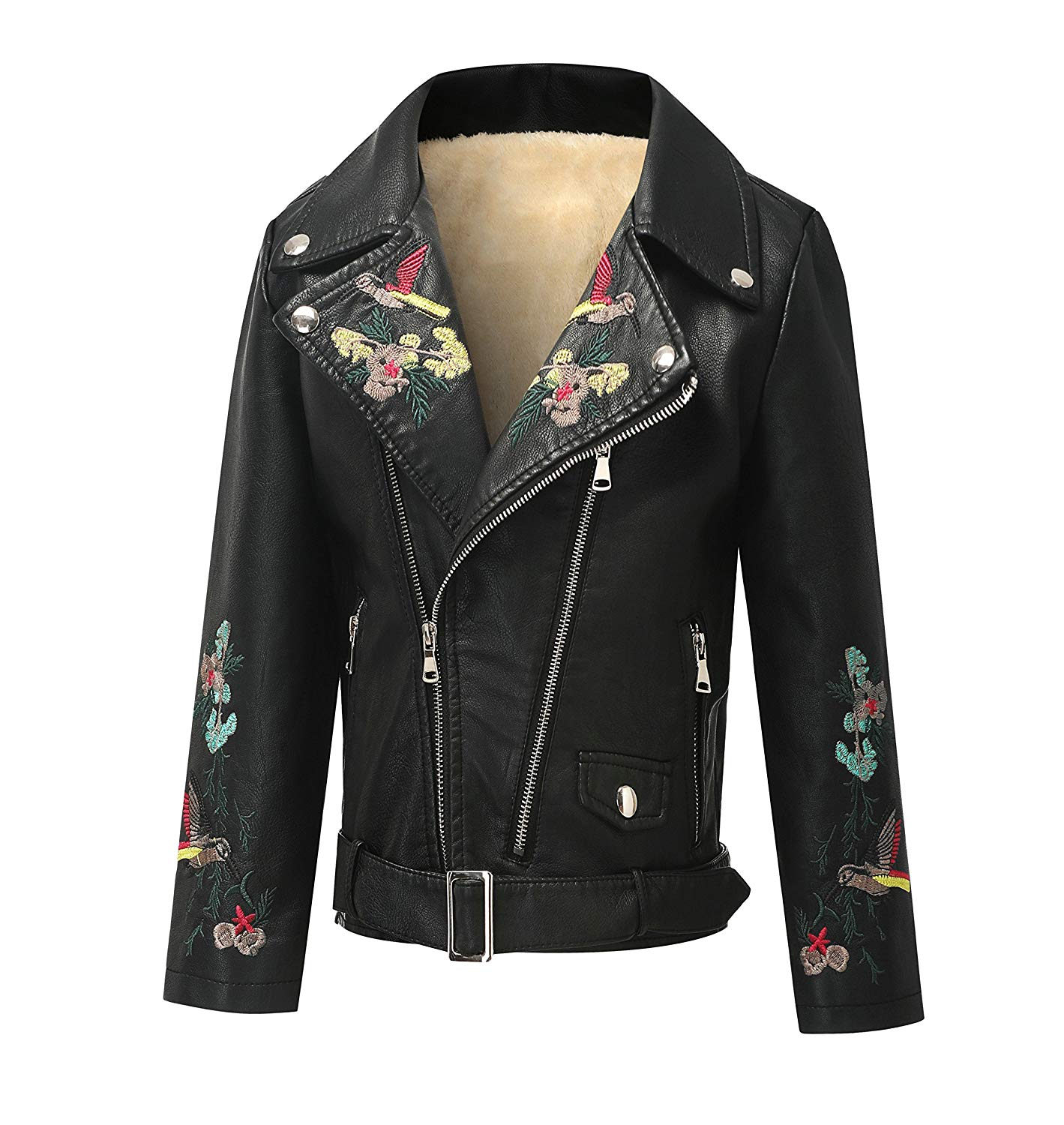 93417c99e Cheap Young Girls Leather Jacket