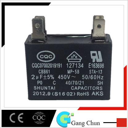 Super Capacitor Battery Capacitor For Welding Machine Capacitor Cbb61 on