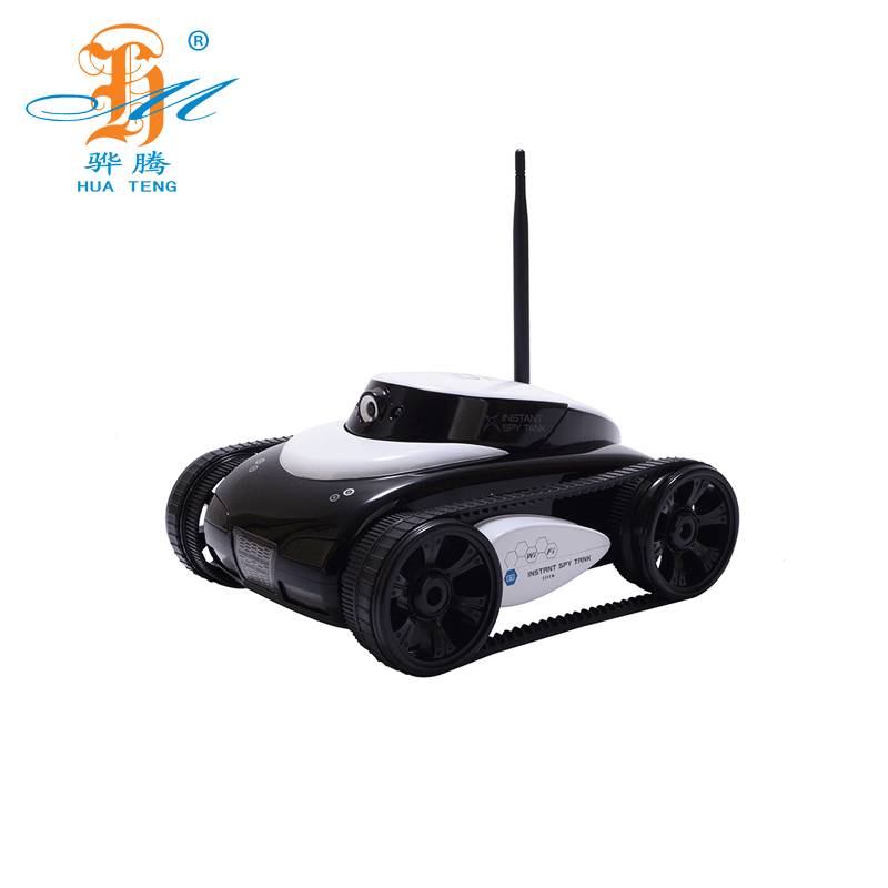High Quality Wifi Remote Control Car Toys Kit 777-287 Mini Metal RC Tank With HD Camera