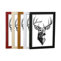 A4 Custom Poster or Picture Frame Wall Creative12*16 inch Wood Frame
