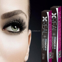 REAL plus eye lashes growing mascara eyelash mascara thicken eyelashes naturally