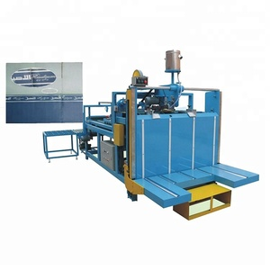 Brother automatic corrugated packing carton machine