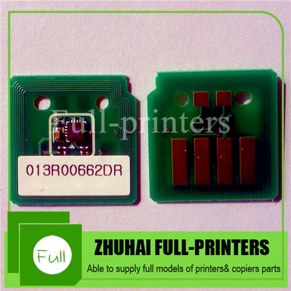 013R00662 drum reset chip for Xerox WC 7525 7530 7535 7545 7556