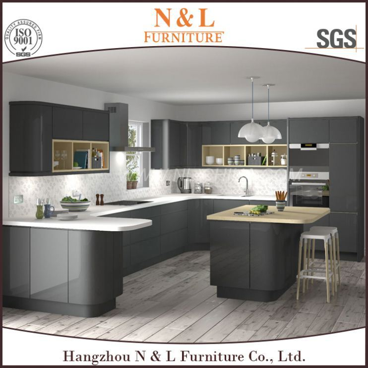 N&L Stainless Steel Heavy Duty CE Certificate CAD Layout 3D Design Commercial Kitchen