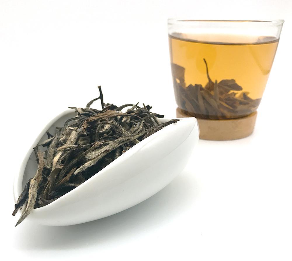 Chinese white peony bai mu dan white tea for health and sliming - 4uTea   4uTea.com