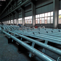 Prefabricated steel buildings works tube frame structures