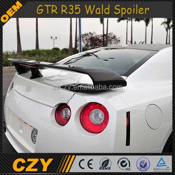 Car Parts Carbon Rear Boot Lip Spoiler For Nissa N Gtr R35 Buy Car Lip Spoiler Gtr R35 Boot Lip Spoiler Gtr Carbon Rear Spoiler For Nissa N Gtr R35