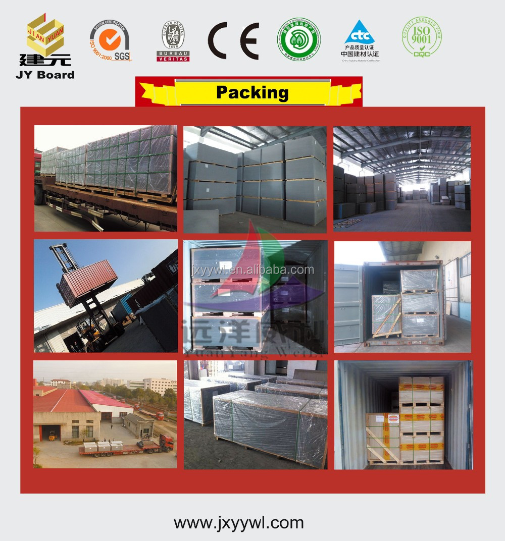 A1fireproof waterproof Calcium silicate board