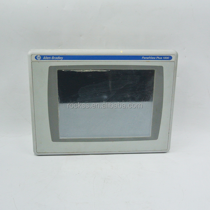 Allen Bradley Cat. #: 2711-T10C4D1 2711P-RDT10C PanelView Plus 1000. Series: A. Rev. D