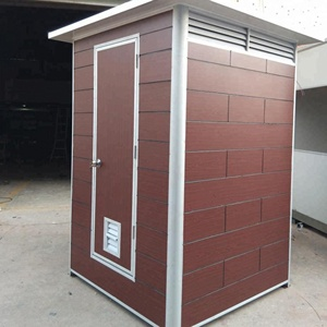 low cost modern portable temporary prefab container house toilet&bathroom