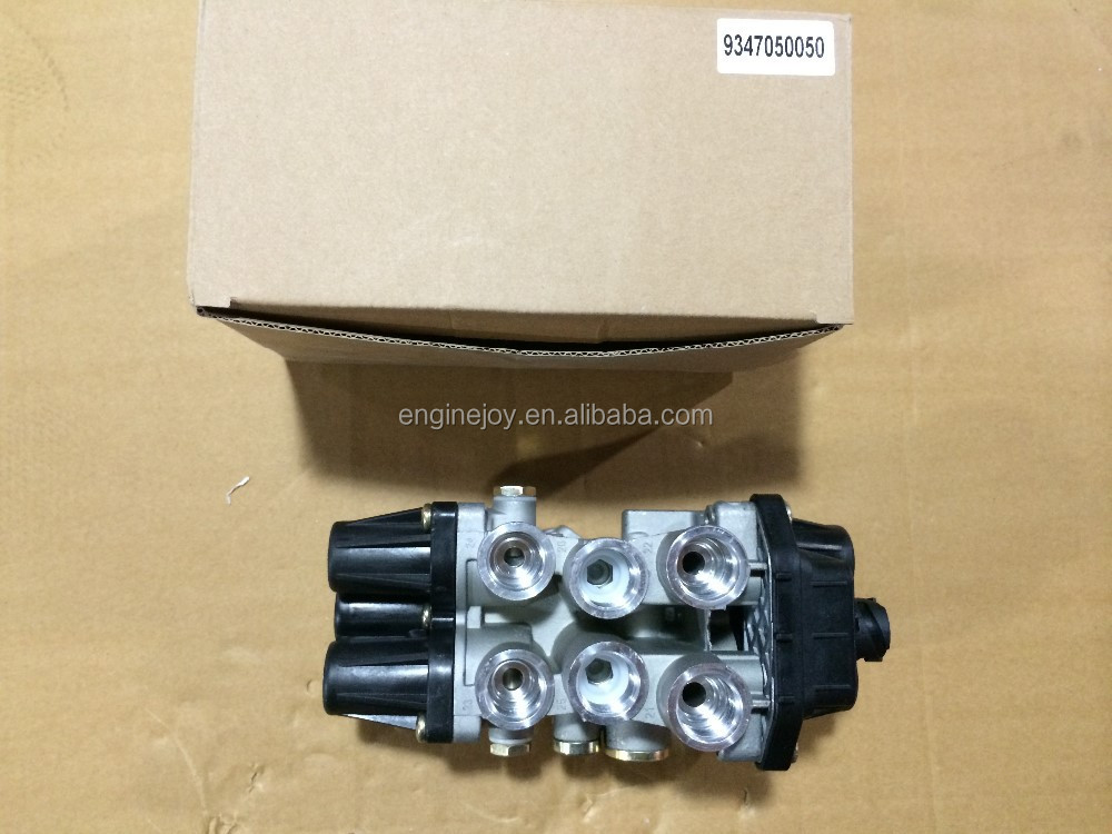 9347050050 ,934 705 005 0 Multi-circuit Protection Valve Use For Truck