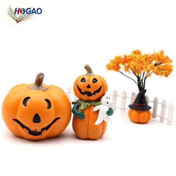 Maison Miniature Fee Figurines De Jardin Halloween Citrouille Maison Decoration De Jardin Pour La Decoration Pots Bonsai Artisanat Decor Buy