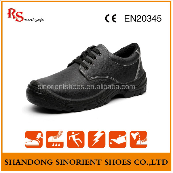 2016 free sample free shipping fashion work safety shoes low price goodyear shoes foreign trade