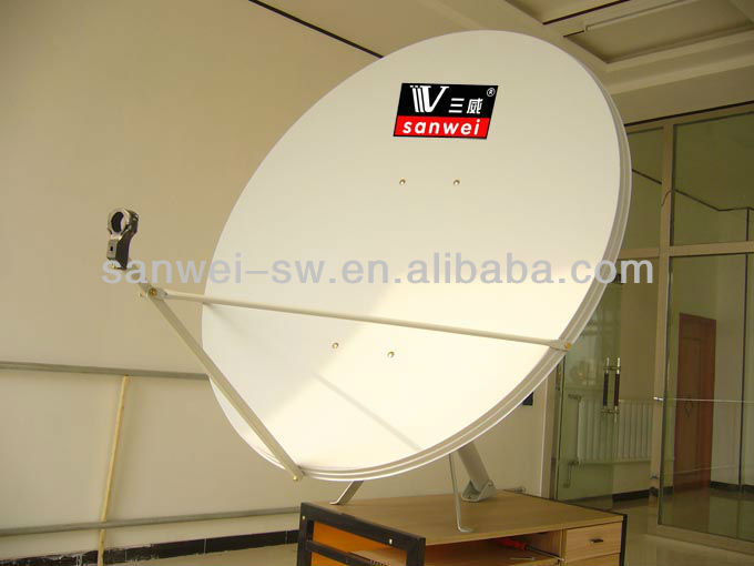 satellite antenna 1.2m ku band tv dish