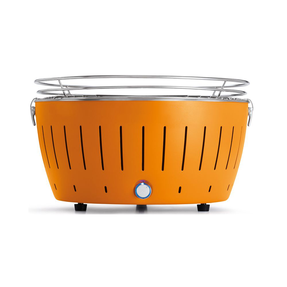 Golden Japanese Korean Style Smokeless Portable Barbecue BBQ Charcoal Grills for Outdoor Kitchen Equipment