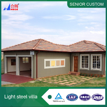 Prefabricated Bungalow South Africa View wood bungalow HEGE