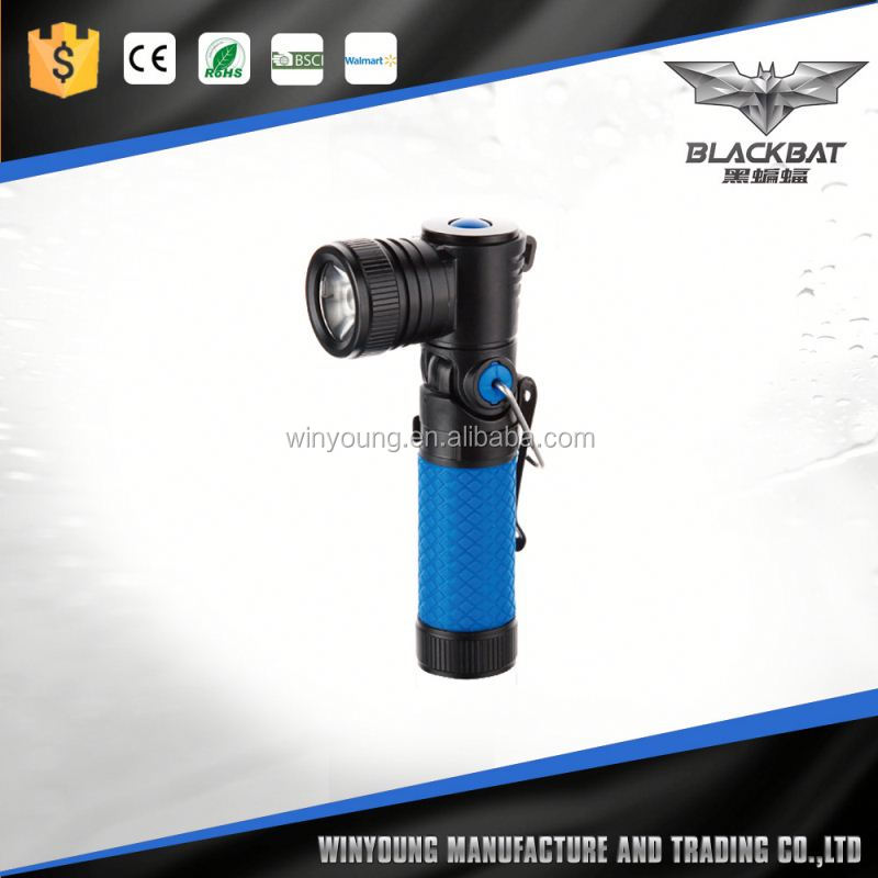 Searchlight Rechargeable 1000 Lumens XML T6 LED Torch Flashlight