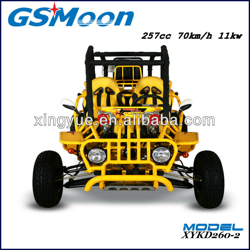 250cc water cooling EEC/EPA sand beach buggy