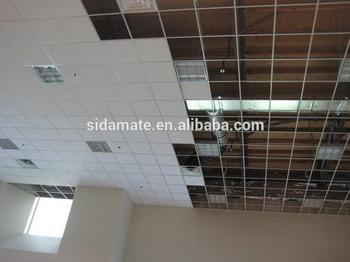 T Bar Suspended Ceiling Grid For The Gypsum Ceiling Installation