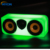2018 New arrival Smart good sound portable bluetooth wireless Smart speaker with flash light