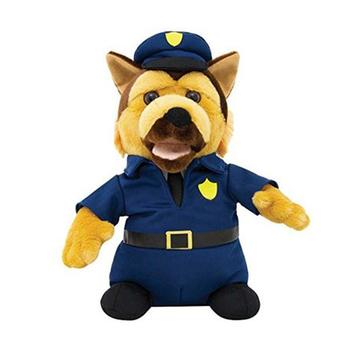 Wholesale Custom Stuffed Police Dog Plush Toys Buy Police Dog