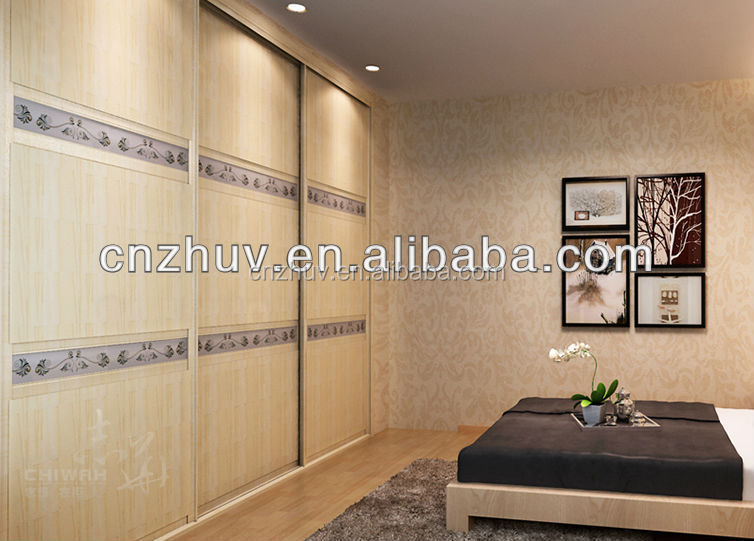 Wardrobe Closet Modern Sliding Door Gate Locks   Buy Wardrobe Closet  Sliding Door,Sliding Gate Locks,Wardrobe Door Locks Product On Alibaba.com