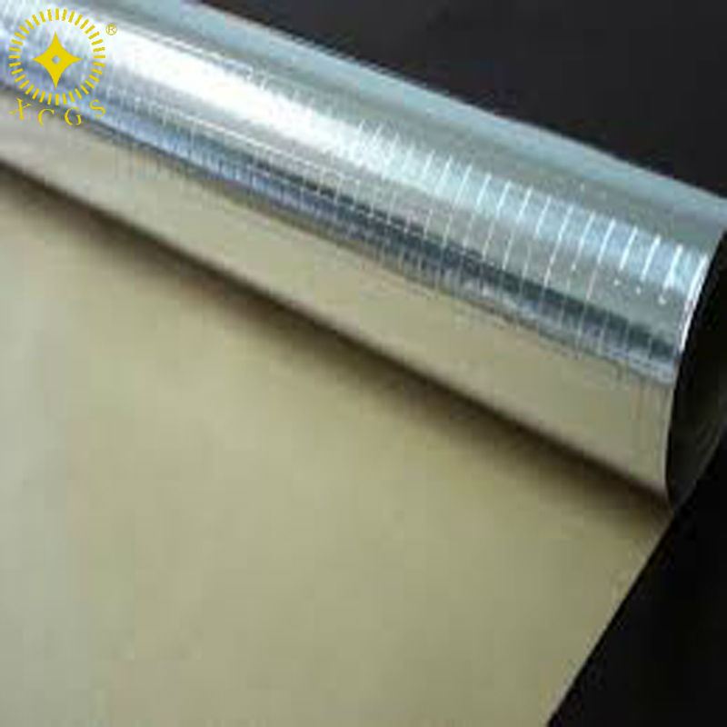aluminum foil paper craft/tri-way fsk facing/high quality fsk insulation