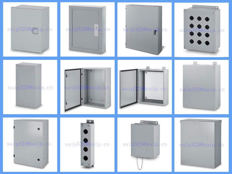 Waterproof Electrical Metal Lock Enclosure Distribution