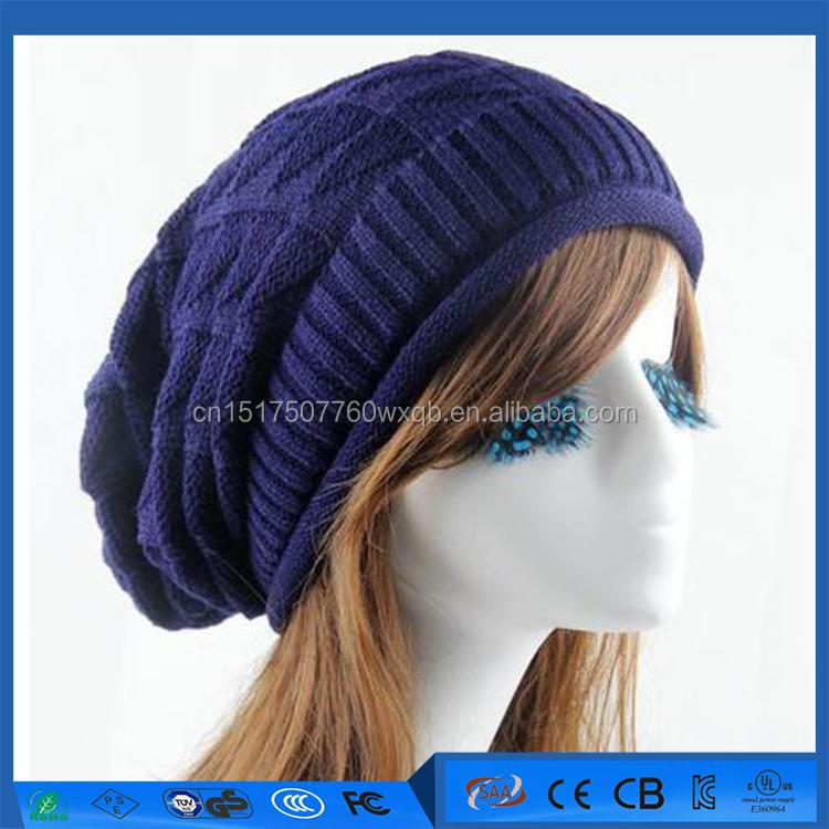 Eco-friendly Soccer Ball Knit Hat Ski Hat Knitting Pattern - Buy ...
