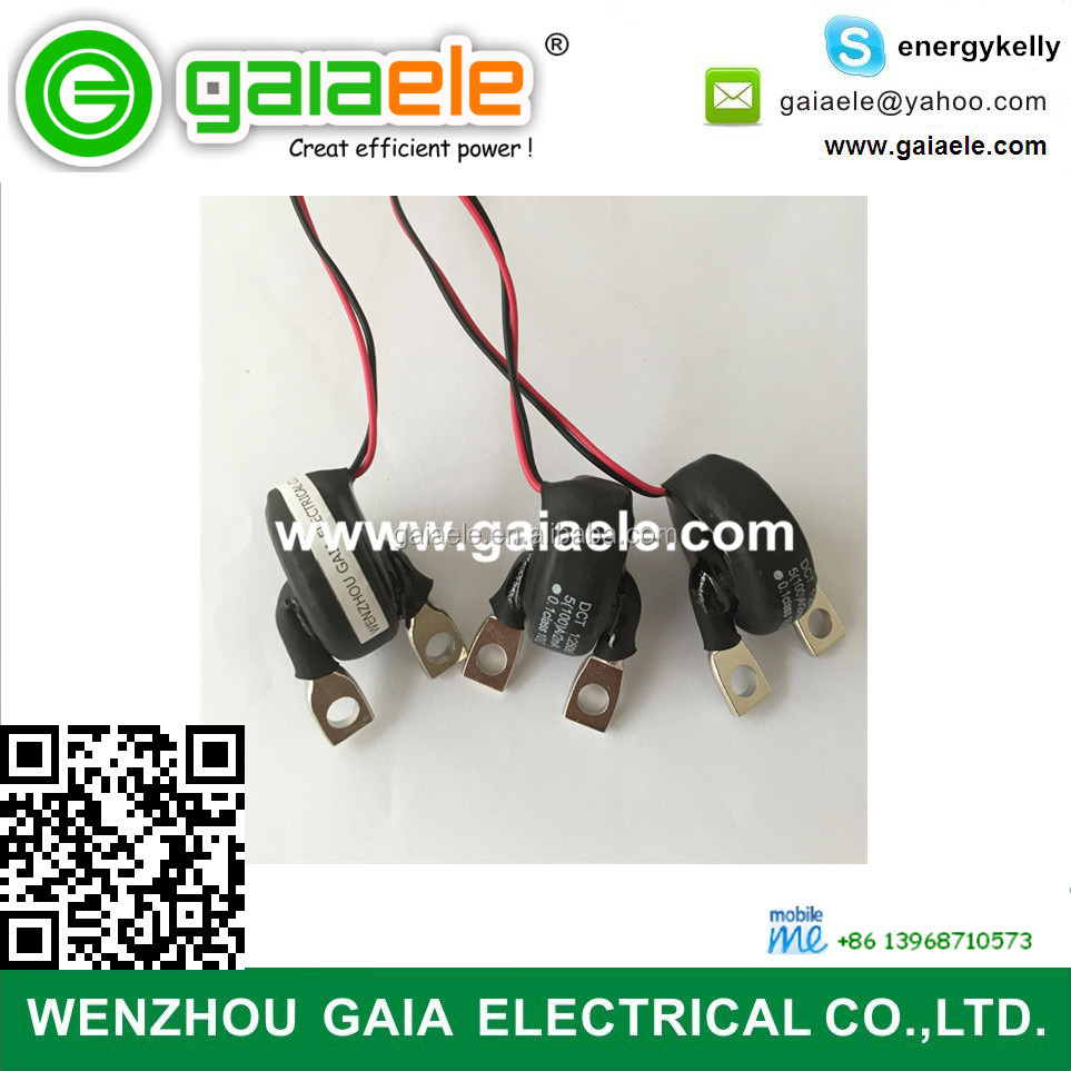 Bar Type Current Transformer for Electronic Watt-hour Meter, 100A