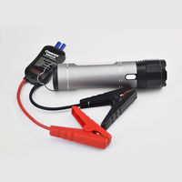 Wholesale Smart Car Charger Power Bank 10500mAh 12V 24V mini snap on Jump Starter with 3 in 1 USB Cable