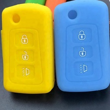 Remote Key Holder car styling Silicone Case Cover Car Key sacchetto della pelle per Grande Muraglia Haval Hover H1 H3 H5 H6