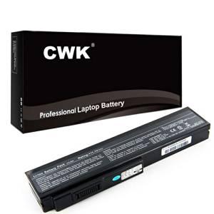 CWK® New Replacement Laptop Notebook Battery for ASUS G50 G51 G60 L50 VX5 A32-N61 A32-X64 L062066 L072051 L0790C6 ASUS Pro62 Pro64 M50 M51 M60 M70 N43 N53 X55 X57 X64 A32-M50 A33-M50 Asus G50 G50V G50VT G51J G60 G60J M60J N61 N61JQ N61JV N61VG N61VN ASUS A31-B43 A32-B43 A32-H36 B42AV B43A B43E B43F