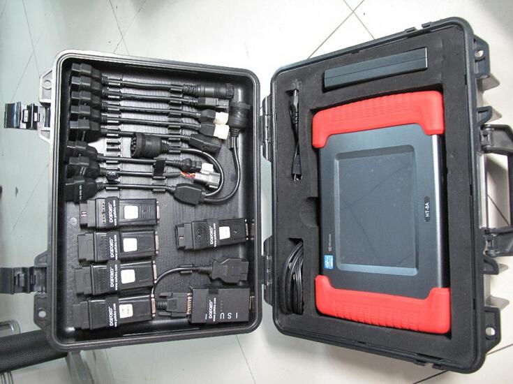 HT-8A truck excavator diagnostic equipment Multi-diagnostic tool for Trucks excavators construction vehicles and generators