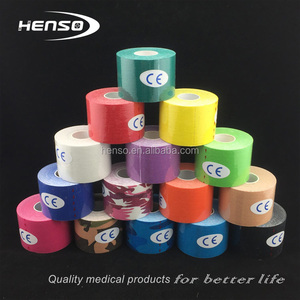 Printed Kinetic Tape Sports Kinesios Sport Tape for Healthcare use