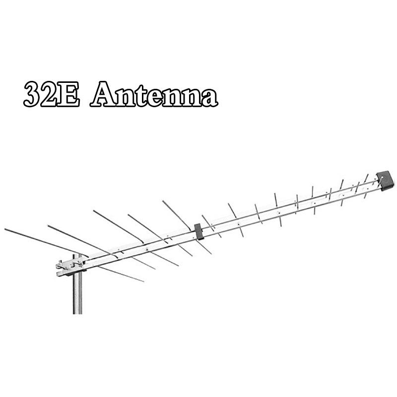Long Range Yagi Style Vhfuhf Hdtv Antenna Fishbone Antenna